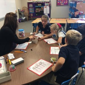 Day in the life of an elementary student Legacy School