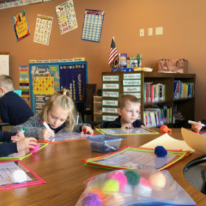 Day In The Life Of A Pre-Kindergarten Student Legacy Private School Omaha