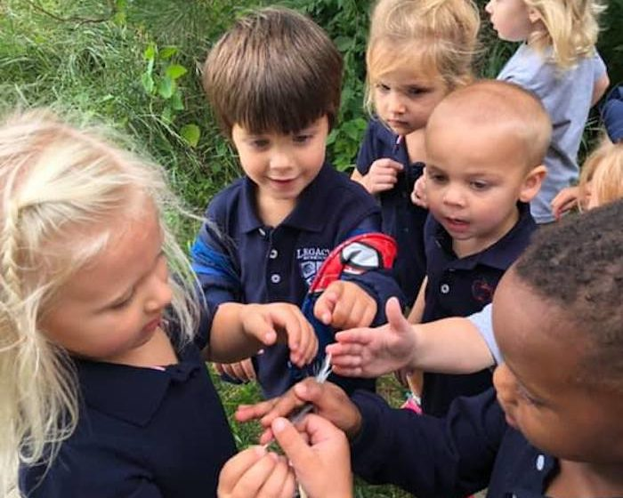 Day In The Life Of A Preschool Omaha Student legacy private school Omaha