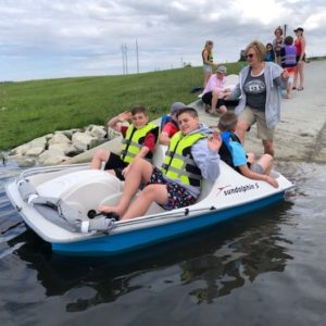 Summer Camp Legacy Activities