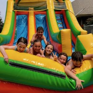 Camp Legacy Pool Activities