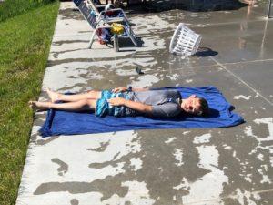 Omaha Pool Summer Camp