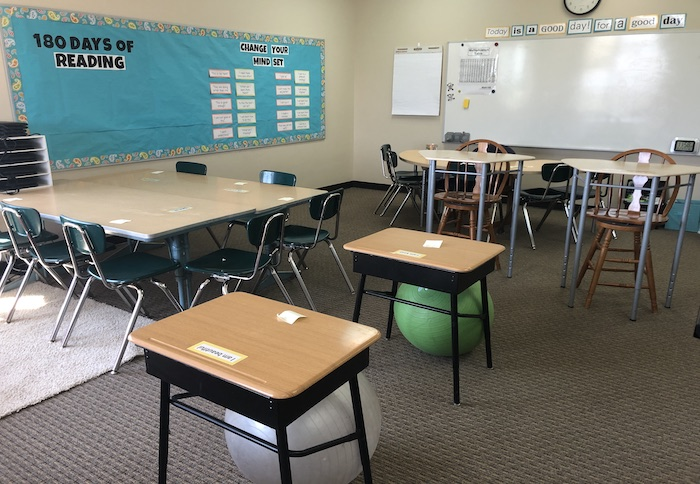 5 Benefits of Flexible Seating in the Classroom