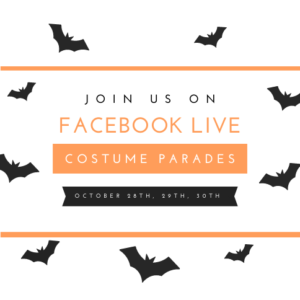 Halloween Costume Parades Facebook LIVE