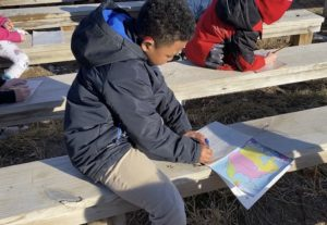 Outdoor Education at Legacy School