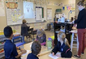 Private School Education - Small Class Sizes