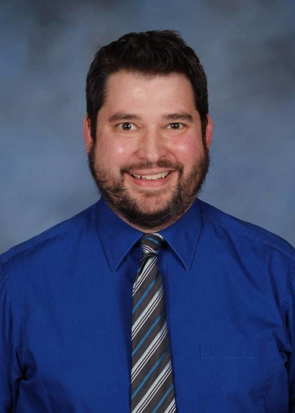 Mr. Nick Grove