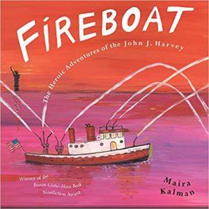 Fireboat 9/11 book